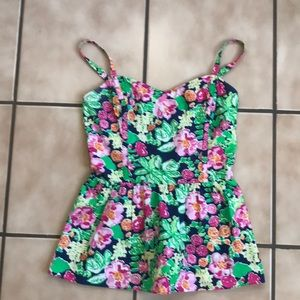 Lilly Pulitzer Sweetheart Tank